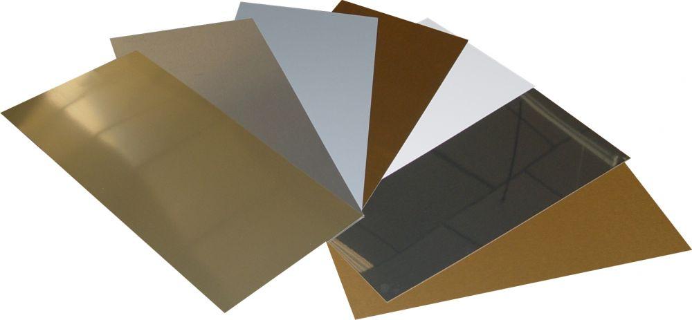 L minas de aluminio aluminio tu diras articulos - Laminas de pared ...