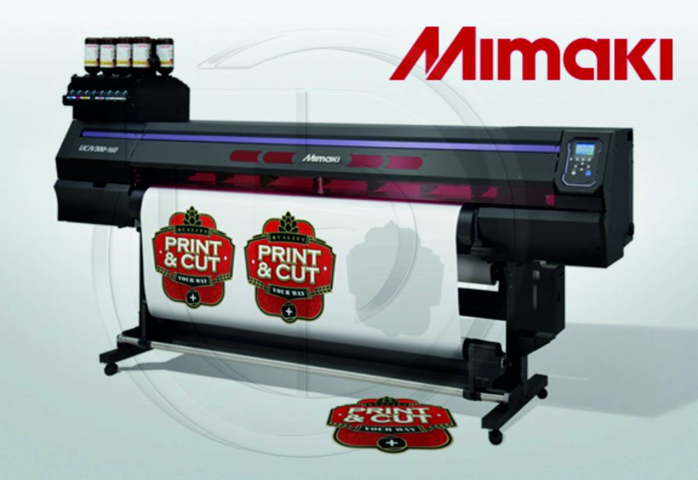 Plotter Mimaki UCJV150-160 (UV)  16aa503df2e65